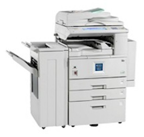 Product picture Ricoh Gestetner Lanier Savin A292 293 B098 Service manual